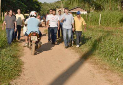 Prefeitura de Rio Branco programa melhorias para o bairro Judia
