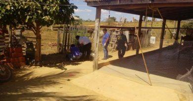 Rondônia: Marido encontra esposa morta e com orelha arrancada