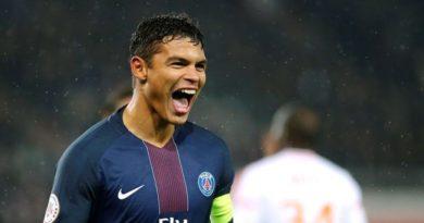 Juventus quer tirar zagueiro Thiago Silva do PSG