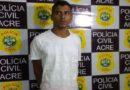 Polícia prende homem com explosivos e drogas