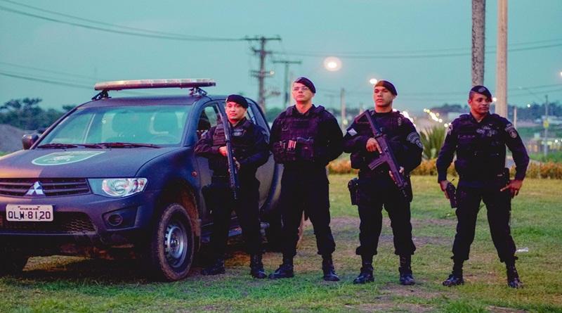 Segurança Pública inicia operação PMAC Acre Integrado