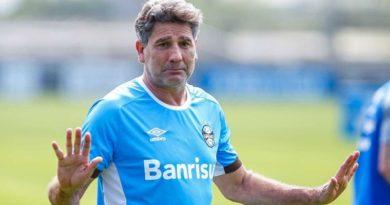 Nível do Campeonato Brasileiro não é tão bom, diz Renato Gaúcho