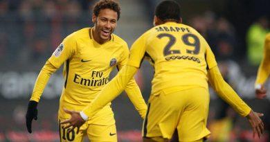 Mbappé elogia Neymar: 'Praticamente no mesmo nível de CR7'