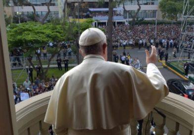 Veja ao vivo o Papa Francisco em Porto Maldonado no Peru